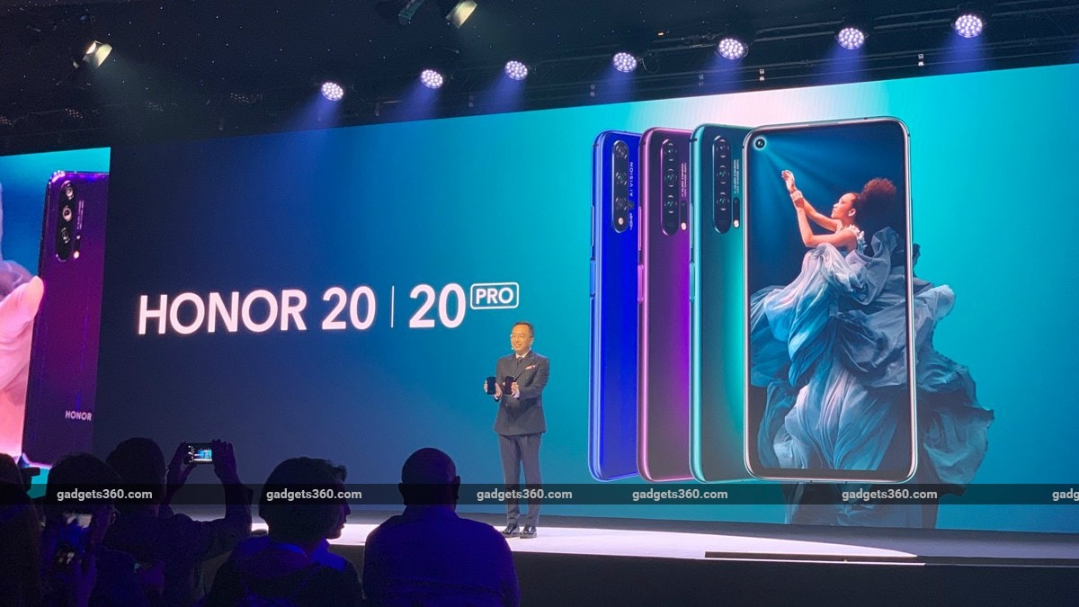 Honor 20 Pro, Honor 20, Honor 20i India Launch Set for Today: How to Watch Live Stream, Expected Price & Specifications