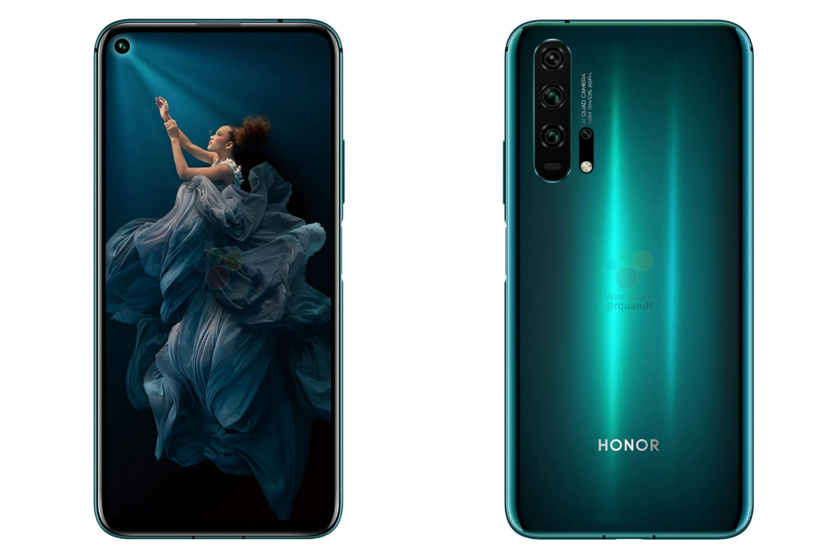 Honor 20 Pro Camera Samples, Renders Surface Ahead of Today's Launch