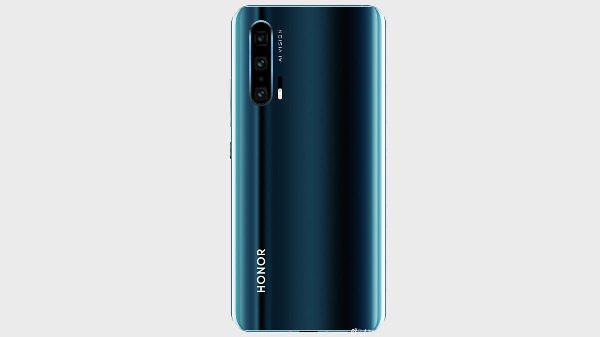 Honor 20, Honor 20 Pro Camera Specifications Leaked, Tipped to Sport Sony IMX586 and Sony IMX600 Sensors