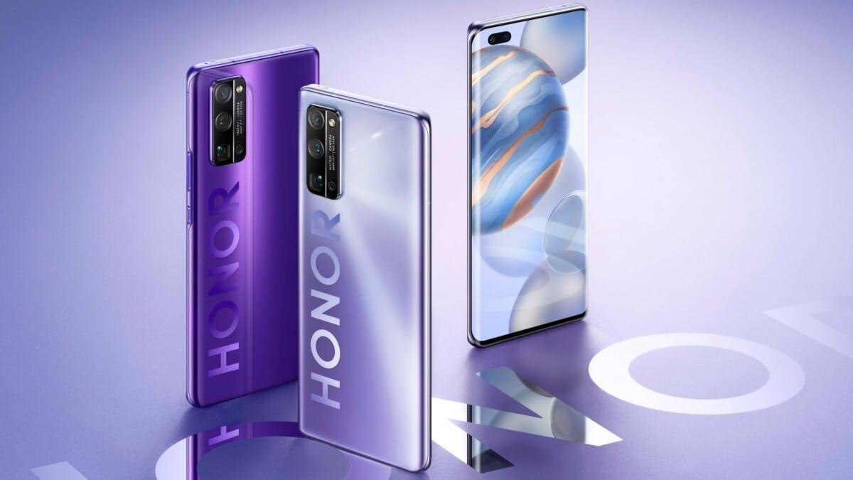 honor 30 pro purple  Honor 30 Pro