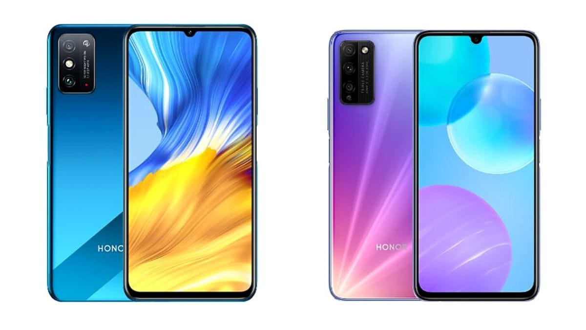 Honor 30 Lite, Honor X10 Max With MediaTek Dimensity 800 SoC, 5G Support Launched: Price, Specifications