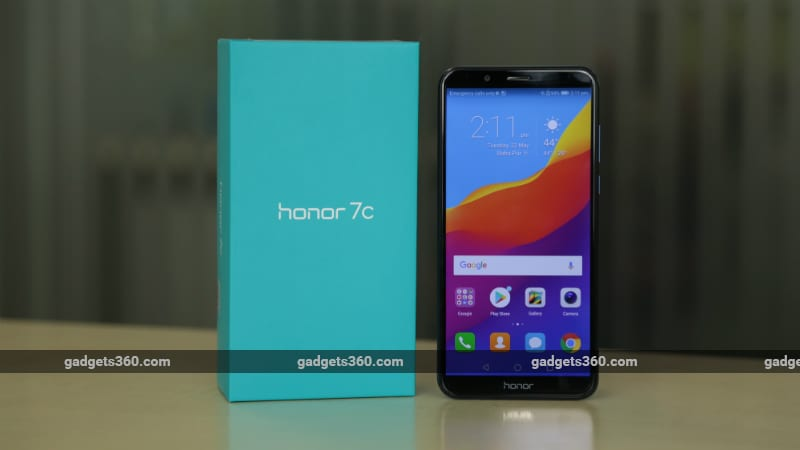 Honor 7A and Honor 7C First Impressions | NDTV Gadgets360 com