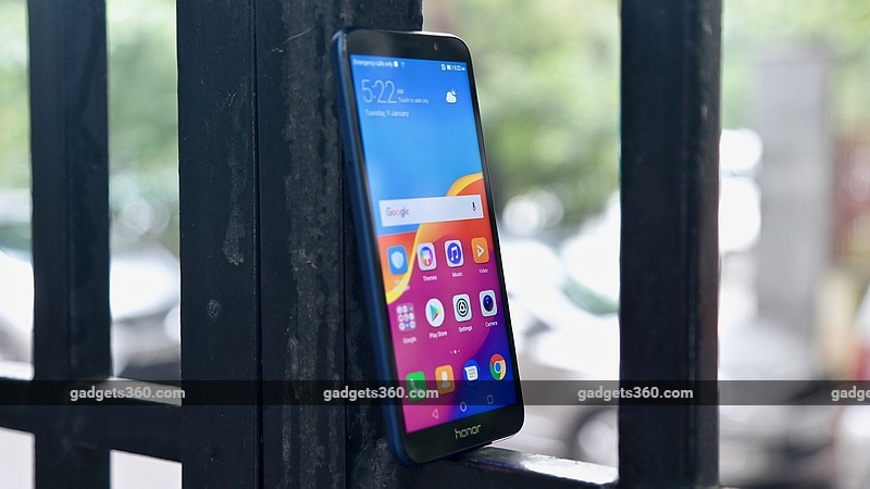 Honor 7S With 18:9 Display, Selfie Flash Launched in India: Price, Specifications, Features