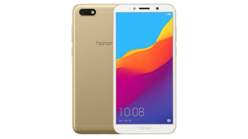 Honor 7S Spotted on TENAA Site; Press Renders, Specifications Leaked