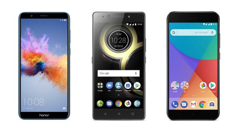Honor 7X vs Lenovo K8 Note vs Xiaomi Mi A1: Price
