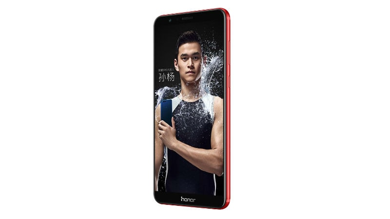 Honor 7X 32GB Red Limited Edition Variant Listed on Amazon for Rs. 12,999