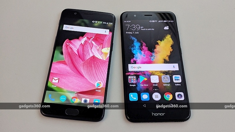 Honor 8 Pro vs OnePlus 5: Which One Should You Buy? | NDTV