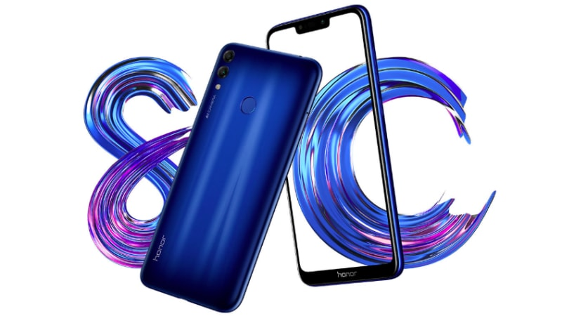 Honor 8C With Dual Rear Camera, Snapdragon 632 SoC Launched: Price, Specifications, Features