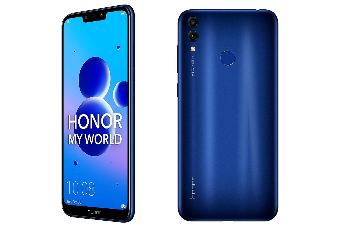 Honor 8C Price in India Cut in a Limited Period Offer, Now Starts at Rs. 8,999