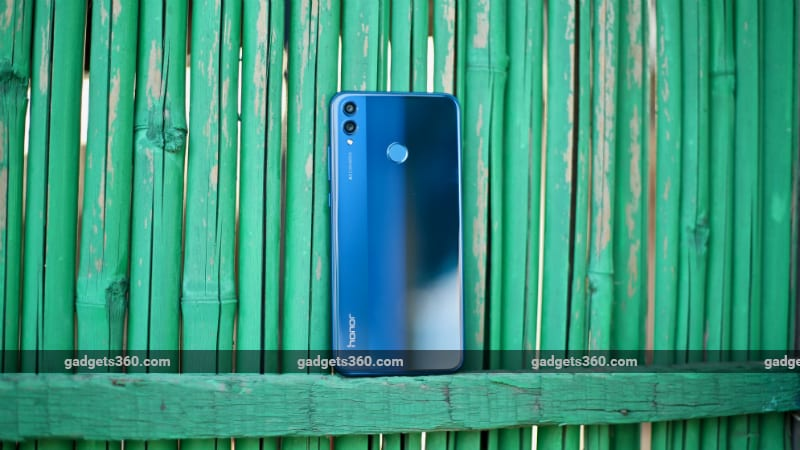 Honor 8X With 6.5-Inch Display, Dual Cameras Launched in India: Price, Specifications
