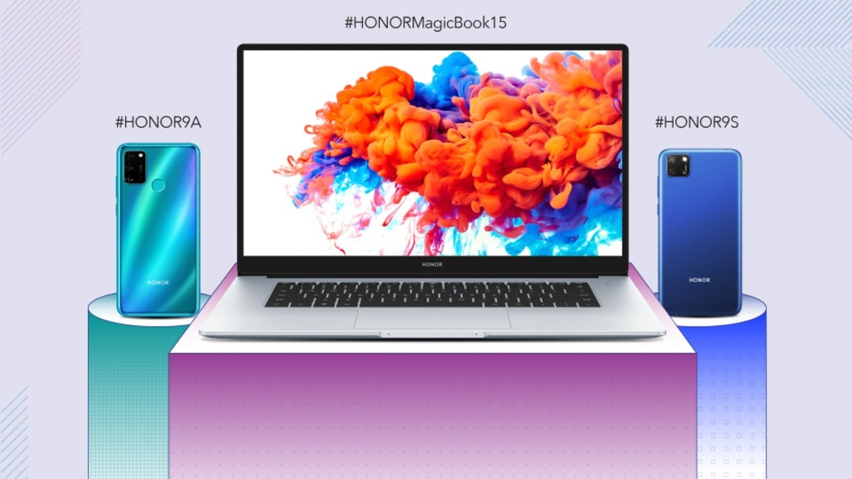 Honor 9A, Honor 9S, MagicBook 15 to Launch in India Today