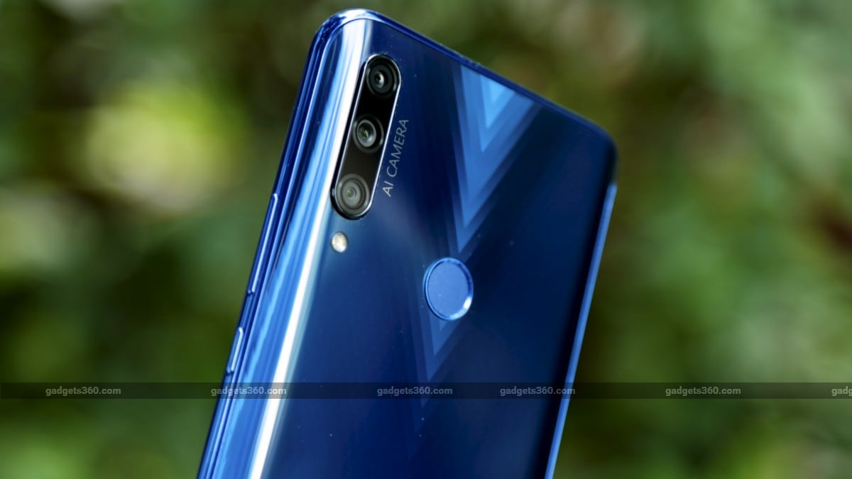 honor 9x gadgets 360 camera back Honor 9X