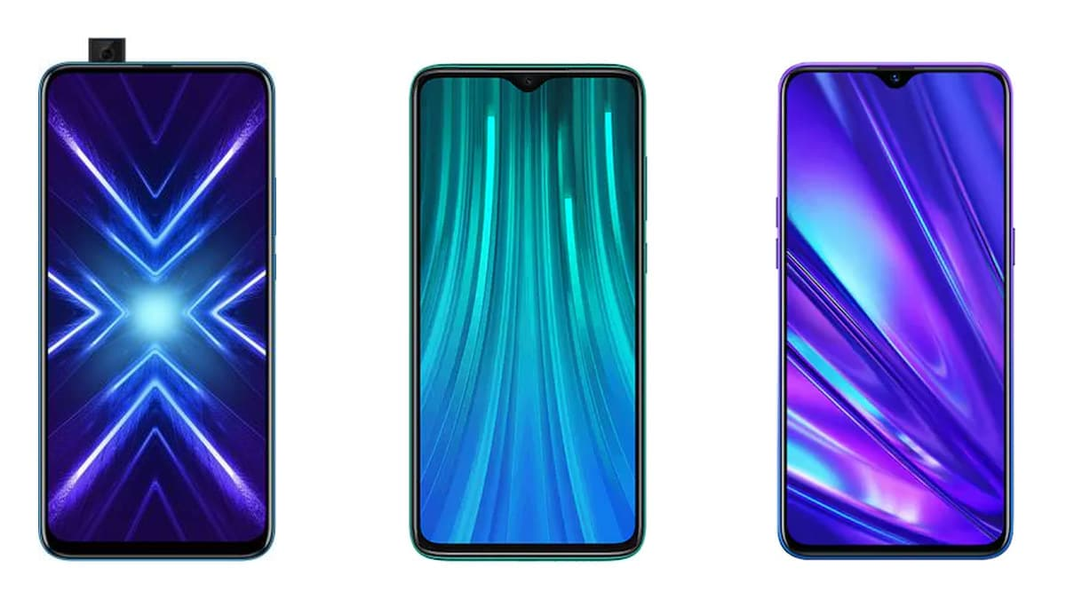 Honor 9X vs Redmi Note 8 Pro vs Realme 5 Pro: Price in India, Specifications Compared