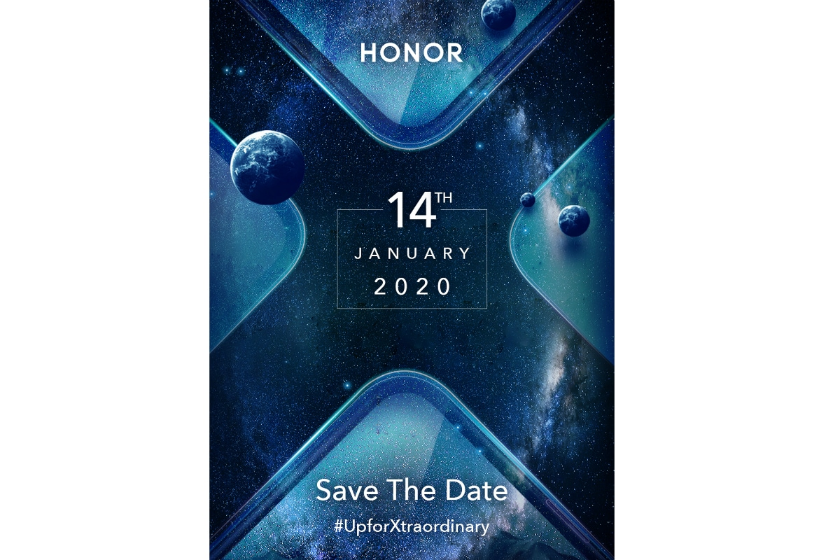 Honor 9X to Launch in India on January 14th - Details