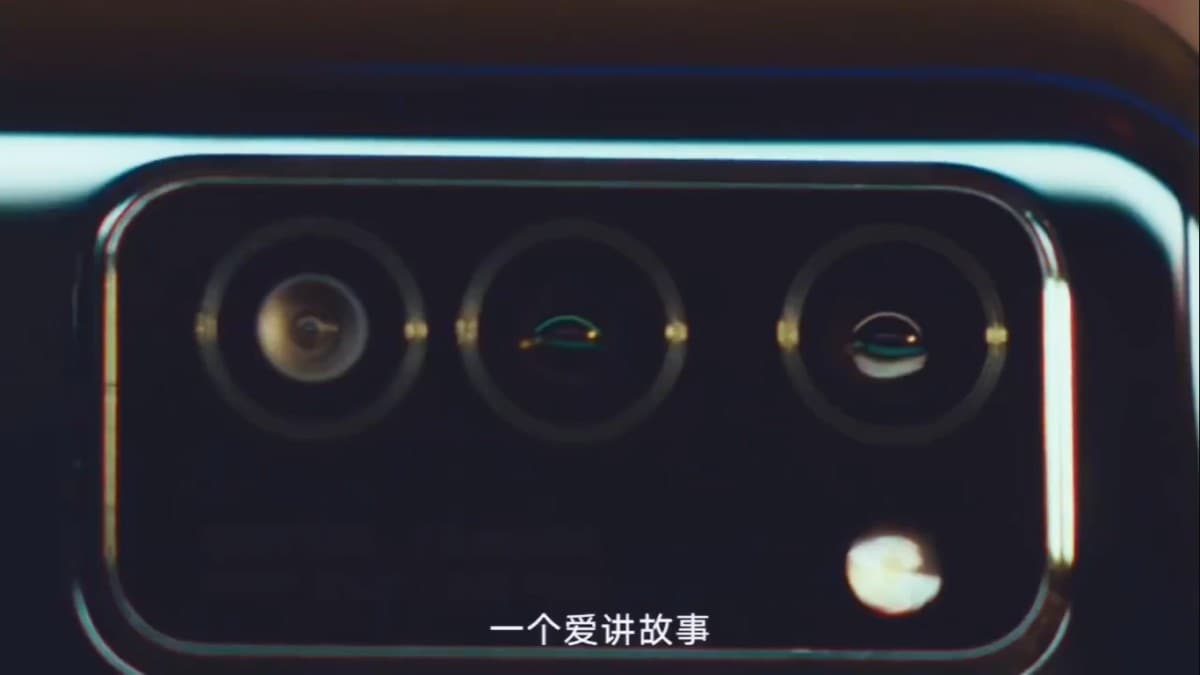 Honor V30 Video Teaser Tips Triple Rear Cameras, Executive Shares Camera Sample