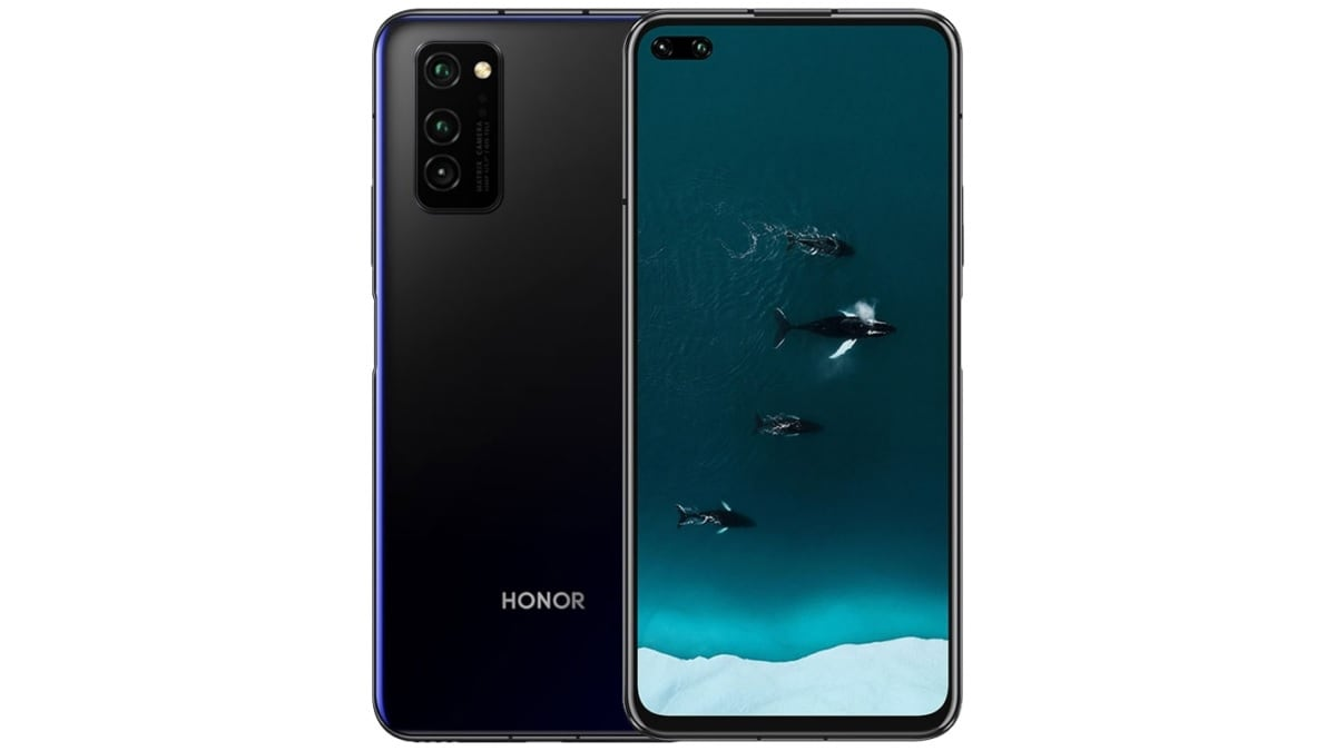 Honor V30, Honor V30 Pro With Dual-Mode 5G Support, Kirin 990 SoC, and Triple Rear Cameras Launched
