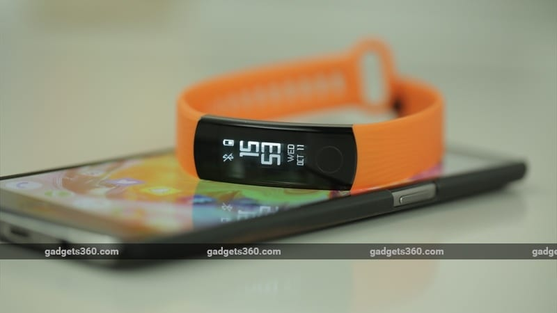Honor Band 3 Review | NDTV Gadgets360 com