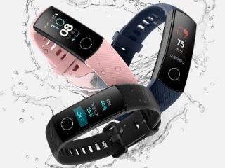 Honor Band 4 With Heart Rate Sensor, Up to 17-Day Battery Life Launched in India