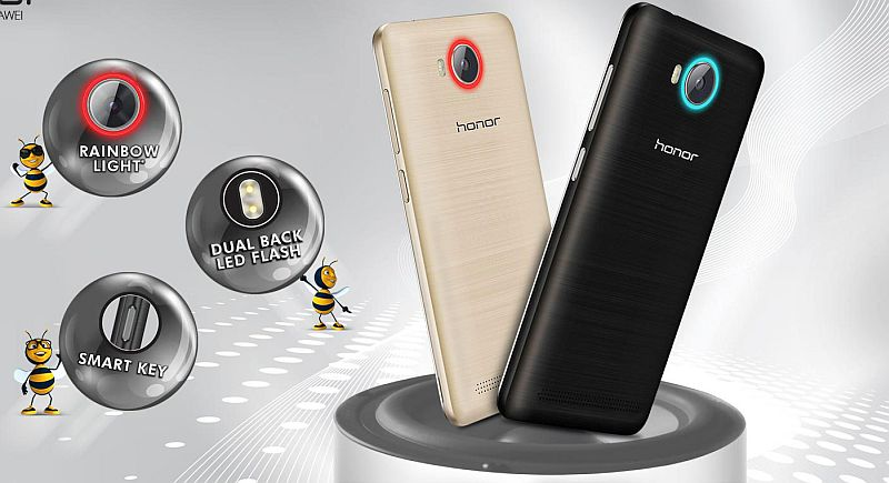 Honor Bee 2 With 4G VoLTE Support Launched at Rs. 7,499