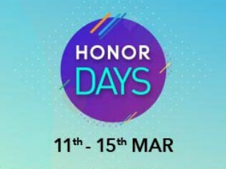 Amazon Offers: Honor Play, Honor 8X, Honor 8C, Honor 7C Discounted in Honor Days Sale