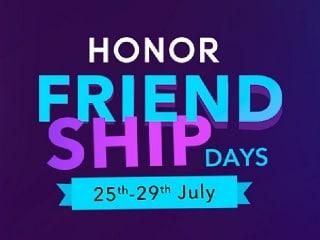 Honor Friendship Days Sale: Honor View 20, Honor 10 Lite समेत अन्य हॉनर स्मार्टफोन पर मिल रहा है डिस्काउंट