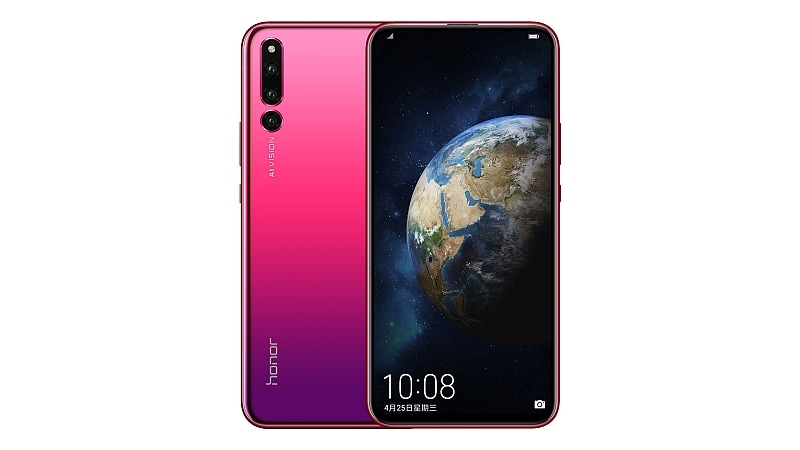 Honor Magic 2 With In-Display Fingerprint Sensor, Triple Rear Camera Setup Launched: Price, Specifications
