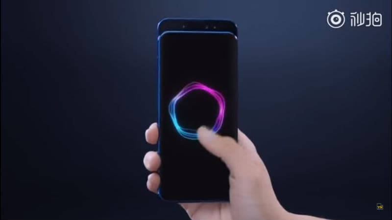 Honor Magic 2 Camera Slider Design With Bezel-Less Display Spotted in New Teaser Video