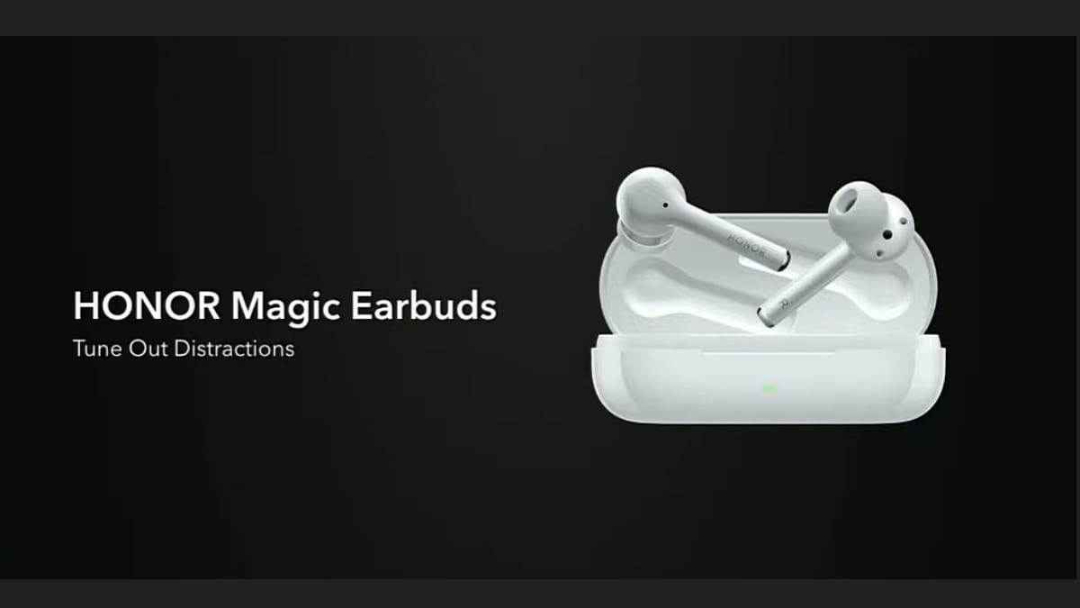Honor Magic Earbuds announced: Another AirPods clone, but in a nice teal