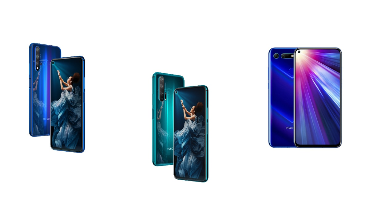 Honor 20, Honor 20 Pro and Honor View 20 Start Receiving Magic UI 3.0 Update Based on Android 10, Company Confirms