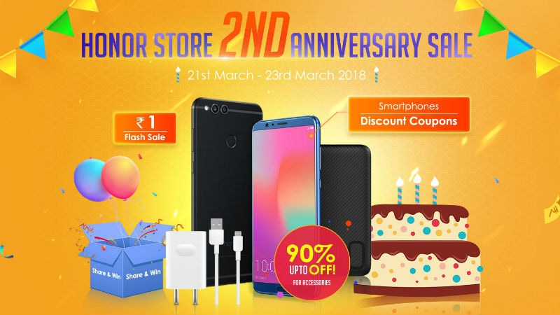 Honor Store Sale Offers Discounts on Honor 9 Lite, Honor 7X, and More