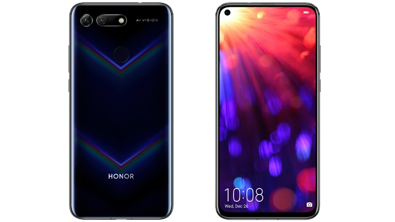 Honor View 20 camera