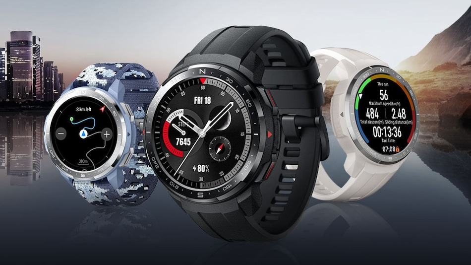 Honor Watch GS Pro, Honor Watch ES With Heart-Rate Monitoring, Fitness Tracking Launched