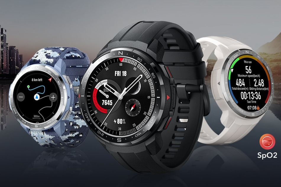Honor Watch GS Pro, Honor Watch ES With Fitness Tracking Features Launched in India