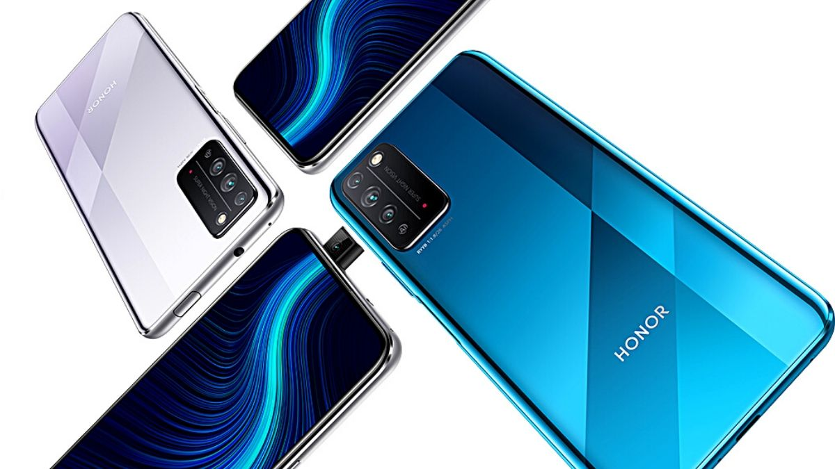 Honor X10 5G to Carry Pop-Up Selfie Camera, Honor X10 Pro With Periscope Camera Tipped
