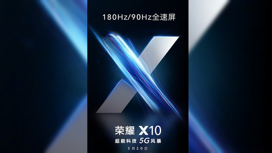 Honor X10 5G Alleged Pricing and Storage Variants Tipped, 90Hz Refresh Rate Display Confirmed