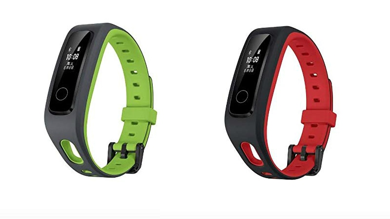 Honor Band 4 Running Edition Fitness Tracker to Go on Sale in India on February 25 via Amazon