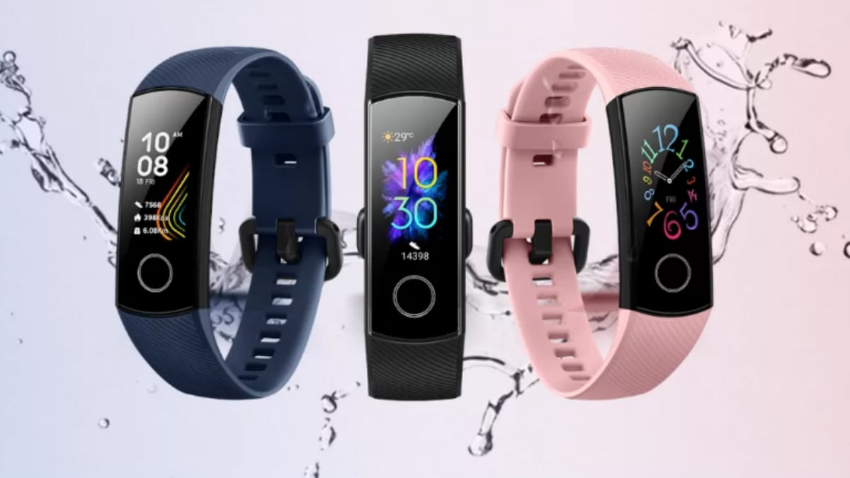 Honor Band 5 Fitness Band With Up to 14-Day Battery Life to Launch in India Soon, Will Go on Sale on Flipkart