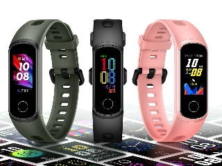 Honor Band 5i Fitness Tracker With USB Plug-In Charge, Up to 9-Day Battery Life Launched