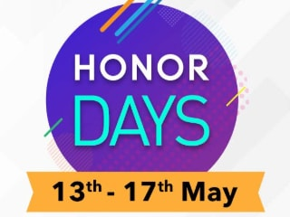 Honor Days Sale on Amazon: Offers on Honor View 20, Honor 8X, Honor 9N, Honor Watch Magic, and More