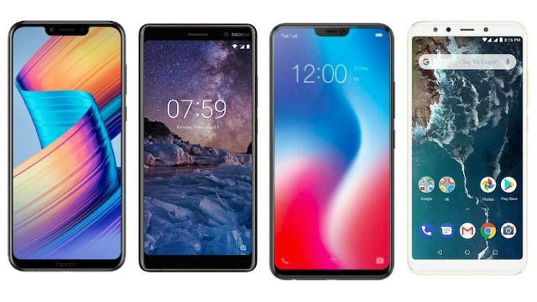 Honor Play, Xiaomi Mi A2, Vivo V9 और Nokia 7 Plus में कौन बेहतर?