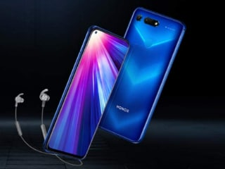 Honor View 20 Pre-Bookings Open With Free Honor Sport Earphones on Offer