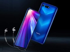 Compare Honor View 20 vs OnePlus 6T Price, Specs, Ratings