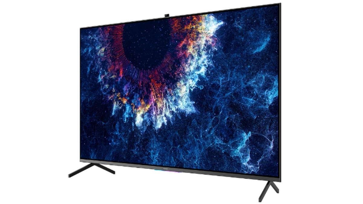 Huawei launches smart TV with Harmony OS