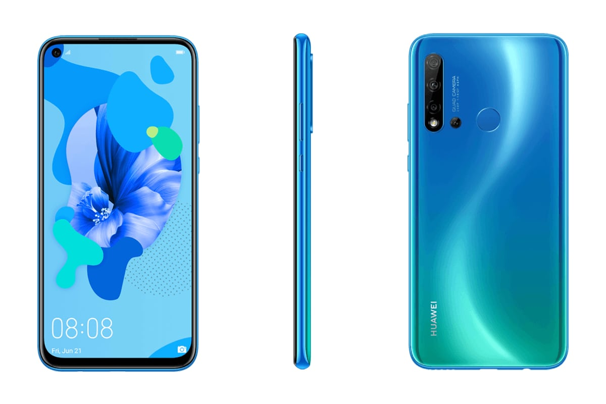Huawei Nova 5i Spotted on Geekbench, FCC, Tipped to Pack 4GB RAM and Android 9 Pie