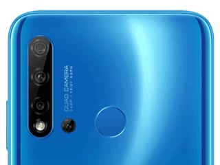 Huawei P20 Lite 2019 With Quad Camera Setup Leaked Ahead of Launch