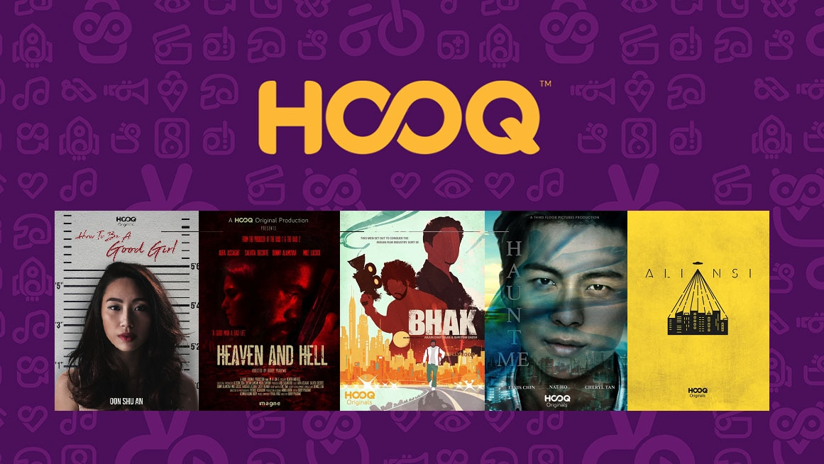Hooq Launches Amazon-Style Pilot Season to Find Its First Asian