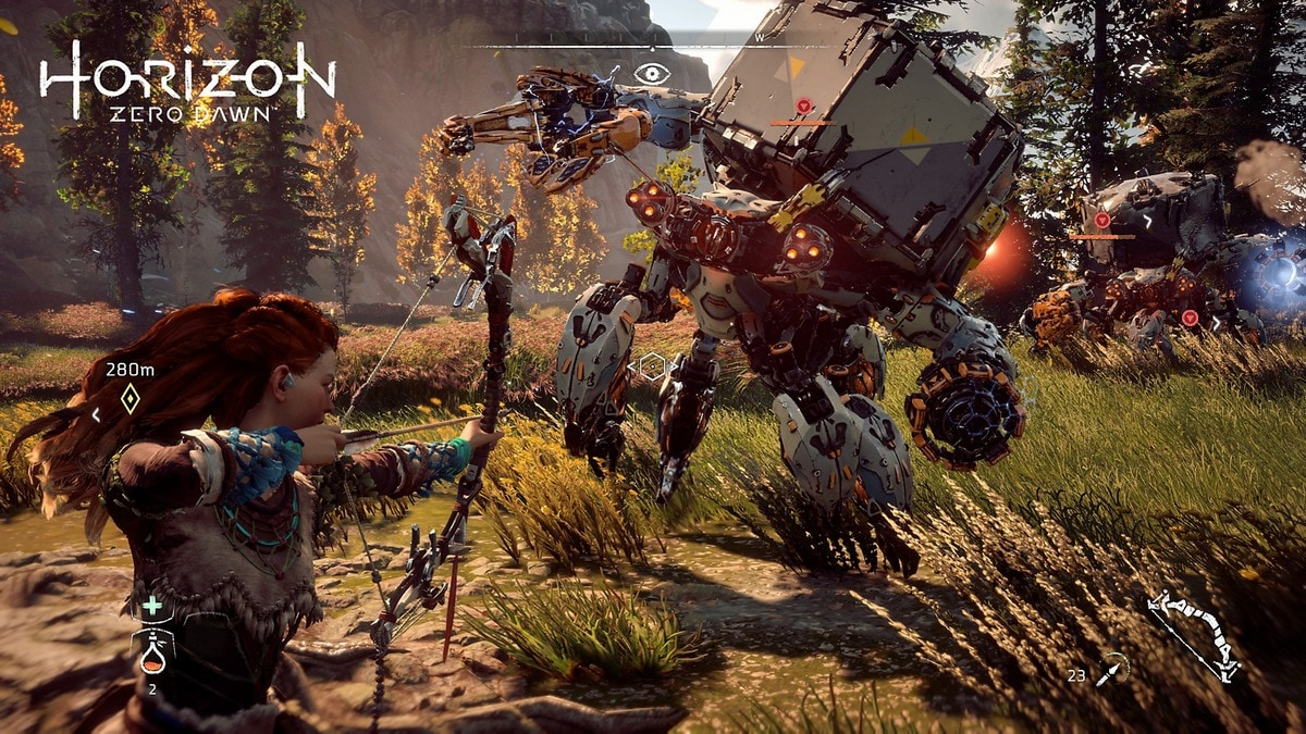Horizon Zero Dawn Is Finally Coming to PC This Summer, Steam Listing Live