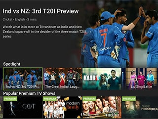 Hotstar Android TV App Launched, Available in India, the US, and Canada