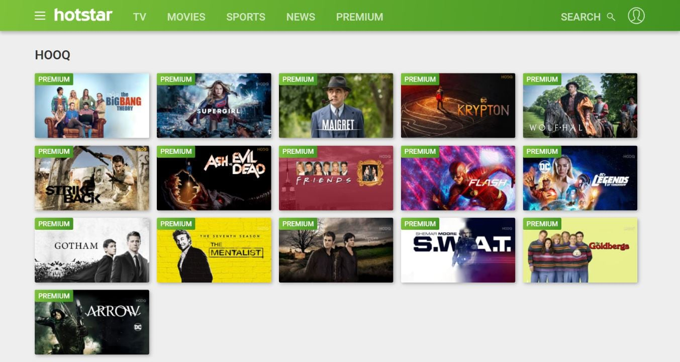 Hotstar Gets Hooq's Biggest TV Shows Including Friends, The