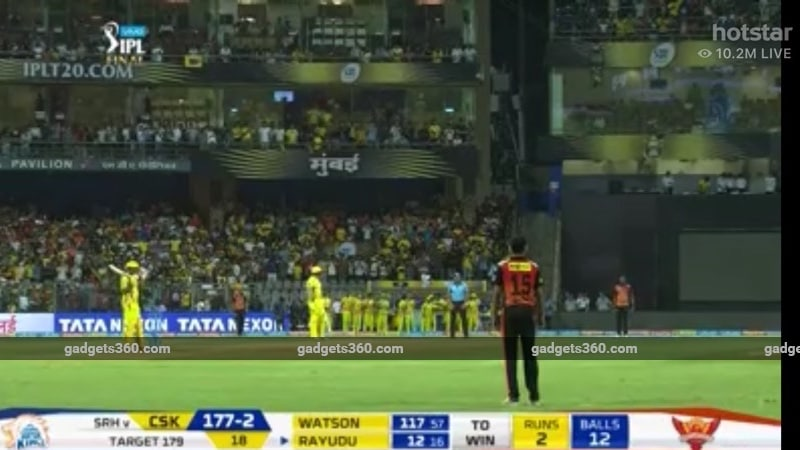 How India's Hotstar Does What Google Can't - Live Stream Major Sporting Events Without Hiccups